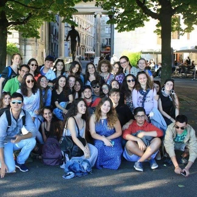 Γενεύη, παλιά πόλη