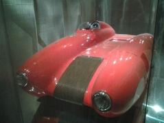 Εκθεσιακό αυτοκίνητο στομουσειο τεχνολογίας Μιλάνο