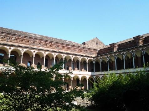 Ιστορικό κτήριο Πανεπιστημίου Μιλάνου 3
