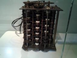 Μηχανή Alan Turing Μουσείο τεχνολογίας Μιλάνο