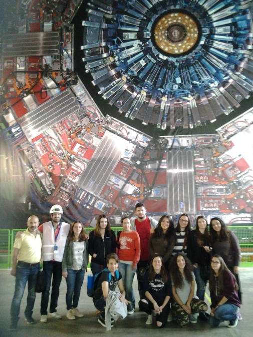 CMS στο CERN