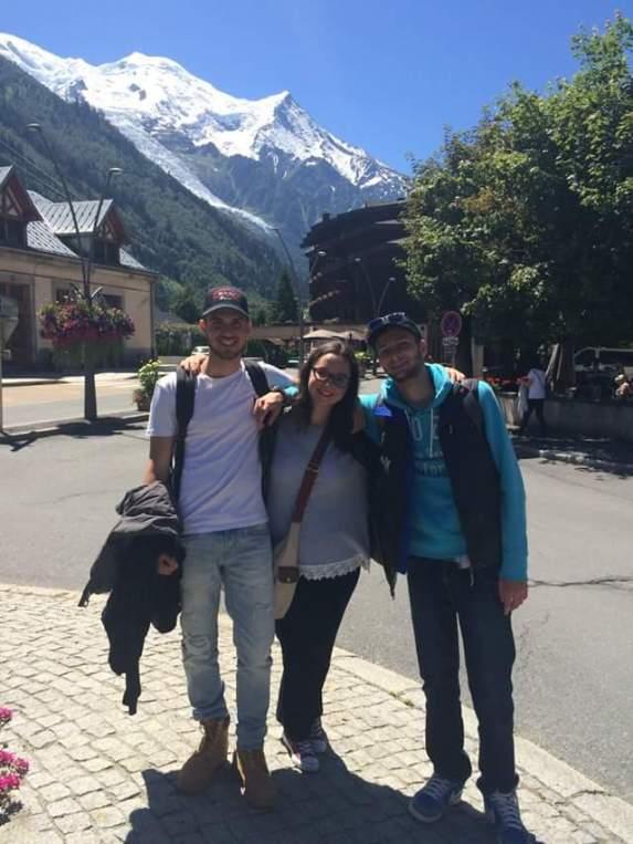 Mont Blanc - Chamonix 1