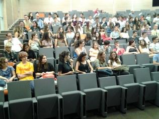 Επίσκεψη στο IIT στη Γένοβα