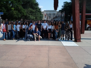 Επίσκεψη στον ΟΗΕ στη Γενεύη 5