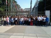 Επίσκεψη στον ΟΗΕ στη Γενεύη 6