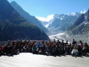 Επίσκεψη στον παγετώνα